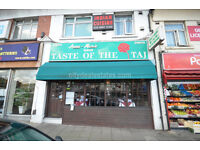 NW10: A3 restuarant with 3 bed flat above