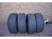 Pirelli tyres 55/225/R17