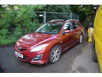 2010 Mazda 6 Sport Estate 2.2L Diesel