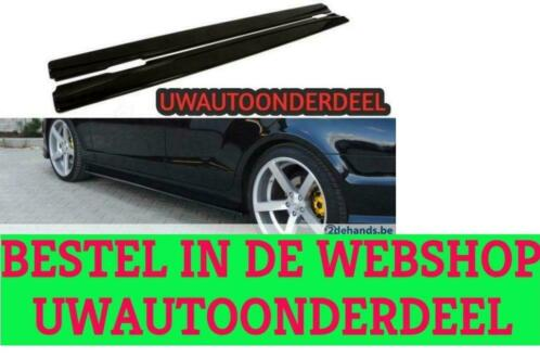Mercedes CLS C218 / W218 Side Skirt Diffuser