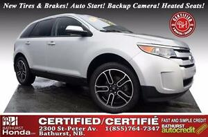 2013 Ford Edge SEL AWD Certified! New Tires & Brakes! Auto Start