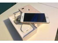 IPHONE 8 PLUS 64GB GOLD ON VODAFONE and LEBARA