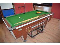 Supreme Pool Table 6ft X 3ft With Balls & Cues