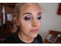 Freelance Makeup Artist based in Glasgow