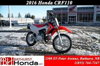2016 Honda CRF110F Tuned for the beginner!!