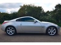 2002 Nissan 350z - Full Nissan Service History - Silver - Very Clean Car - PX