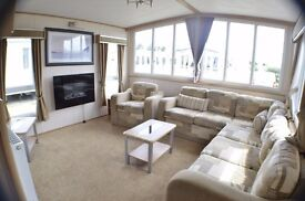 Blue Cross Sale Now On At Southerness-Buy Your Dream Family Caravan Now- Solway -SAVE UP TO 40%