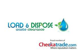 Load & Dispose Waste Clearance rubbish clearance