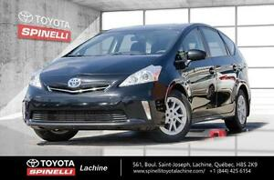 2012 Toyota Prius v CMÉRA BLUETOOTH ET++ 90 DAYS WITHOUT PAYMENT