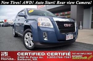 2011 GMC Terrain SLE-1 Certified! New Tires! AWD! Auto Start! Re