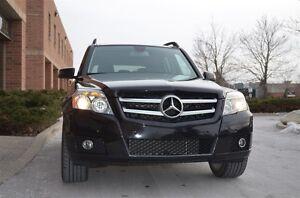 2010 Mercedes-Benz GLK-Class 4-MATIC |PREMIUM|PANORAMIC|HEATED S