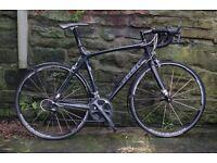 Trek Madone 5.9, Full Carbon road bike frame and forks - 56cm