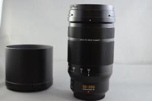 PANASONIC Leica DG 50-200mm F/2.8 - 5 - Open Box (ID-266) Includes all packaging, Full Warranty