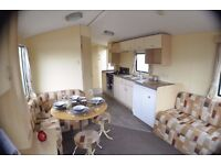 Low Price Caravan For Sale-Site Fees Start From £1499-Dumfries-Near Carlisle-Glasgow-Newcastle-Ayr