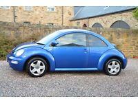V W Beetle. 1.6 Petrol 2003. Durham