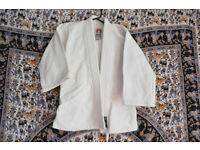 Used Blitz Judo Gi - jacket and trousers, size 130cm
