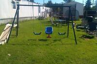 Swing Set Open To All Offers