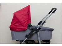 Hauck buggy and stroller