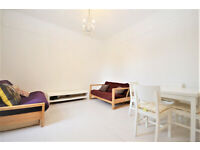 W3: Recently-Redecorated Two Double Bedroom First Floor Flat with Shared Garden