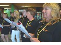 Choir Starting in September in Upton / Lytchett Minster