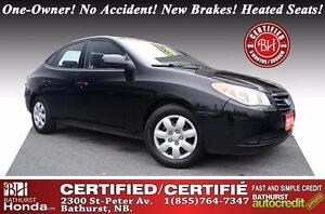 2010 Hyundai Elantra LOW PRICE!! Certified! One-Owner! No accide