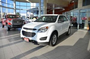 2016 Chevrolet Equinox LS AWD, Back Up Camera, Power Driver Seat