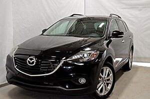 2013 MAZDA CX-9 AWD GT GT GPS CUIR TOIT OUVRANT 7 PASSAGERS