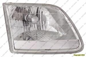Head Lamp Driver Side [2001-2003 Stx/King Ranch Models] [2003 Xl/Xlt With Heritage Package] High Quality Ford F150