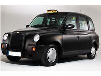 Black Cab Rental