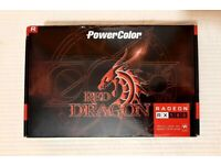 POWERCOLOR RX 580 8GB NEW SEALED