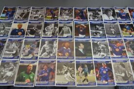 Leicester City Football Club, Leicester Mercury, collectors cards (2003)