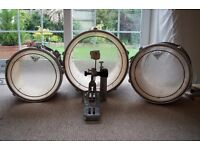 Stagg TIM Drums with accessories
