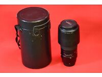 Canon EF 180mm f/3.5L Macro USM with Hard Case £950