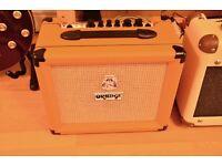 orange crush 20 watt amp