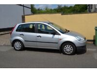 Ford Fiesta Finesse 2002. 58344 miles. 2 previous owners. 6 months MOT (THIS CAR IS SOLD!)