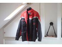 Belstaff Pro Nylon Motorcycle Jacket M Biker Touring Coat Men's