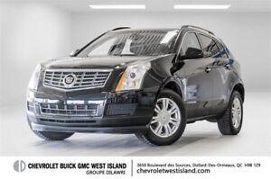 2014 Cadillac SRX **inspecté** garantie et certifié**