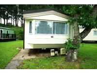 Lovely 3 bed 6 berth static caravan on very popular site in Newquay Cornwall