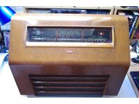 KB Vintage Table Radio Receiver in working order