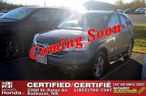 2011 Honda CR-V EX Certified! 4WD! Auto Start! Power Moonroof!