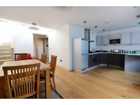 *** Modern, Split-Level 3 Bedroom Apartment Boasting Over 1200sq/ft With Underground Parking ***