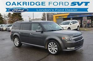 2016 Ford Flex LIMITED W/ECOBOOS