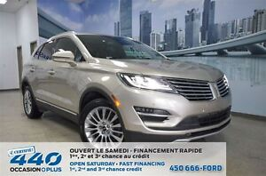 2015 Lincoln MKC *Traction intégrale* - Occasion