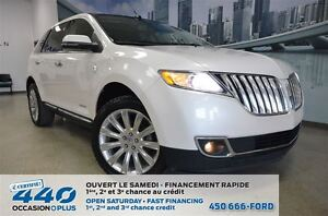 2013 Lincoln MKX *OCCASION* CUIR , TOIT , NAV *