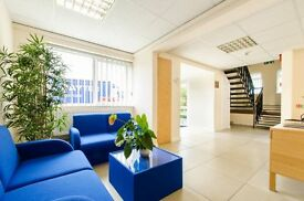 MEDWAY and MAIDSTONE Fully Serviced Office Suites including ample parking, 24/7 access + more