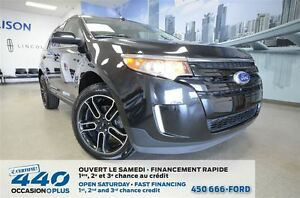 2014 Ford Edge SEL AWD * Camera recul, Navigation *
