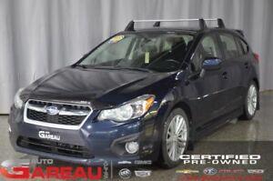 2014 Subaru IMPREZA AWD - 2.0I