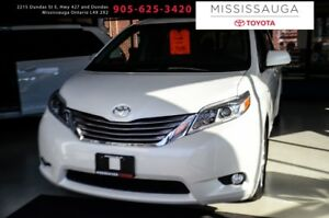 2016 Toyota Sienna 5dr XLE 7-Pass AWD