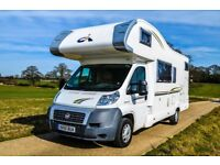 ELEGANT MOTORHOME hire (2-7 berth). Choose according to YOUR BUDGET!