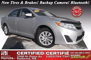 2014 Toyota Camry LE Certified! No Accident! New Tires & Brakes!